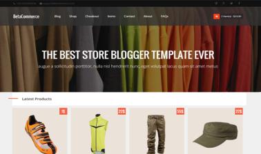 BetaCommerce-Shopping-Blogger-Template