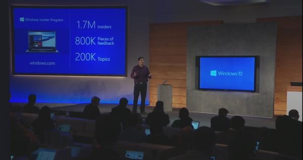 1.7 Juta Orang Sudah Uji Coba Windows 10 Beta