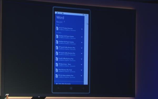 Download Gratis Office Suite di Windows 10 Phone