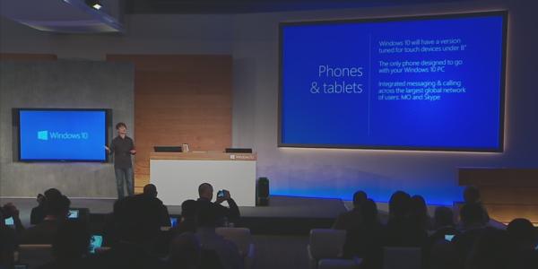 Integrasi Windows 10 Phone Dengan Desktop, Skype Dan Pesan