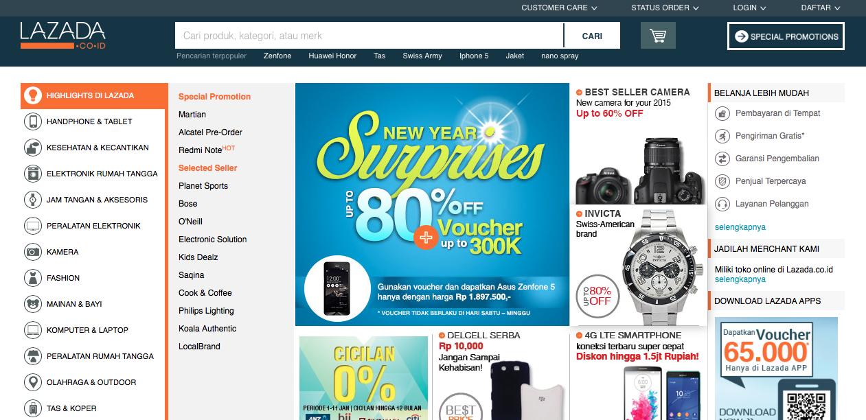 10 Situs Toko Online Indonesia Yang Aman dan Terpercaya