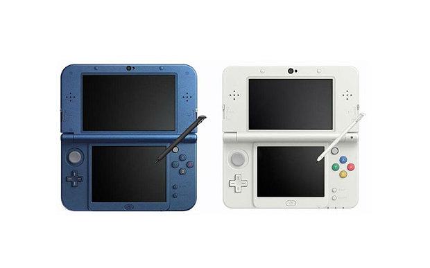 Nintendo 3DS dan 3DS XL