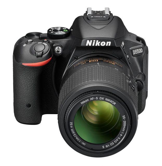 nikon-D5500_depan