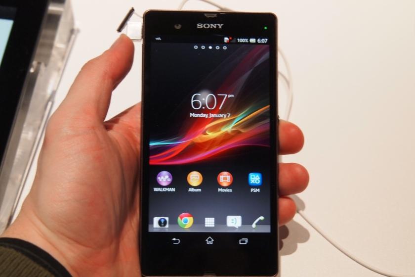 Android 5.0 Lollipop Tidak Tersedia di Sony Non-Zperia Z