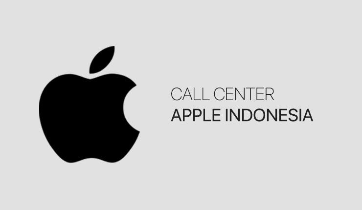 Nomor Telepon Call Center AppleIndonesia